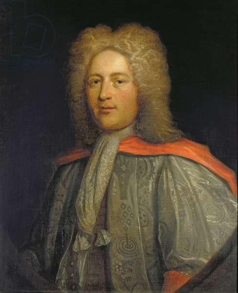 Dr. William Croft (oil on canvas)
