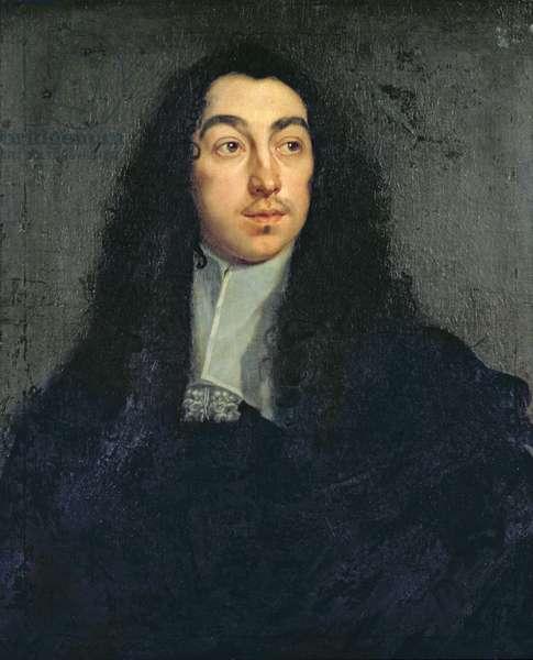 Matthew Locke (oil on panel)
