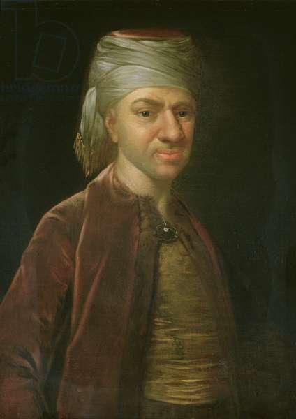 J. P. Eiffert (oil on canvas)