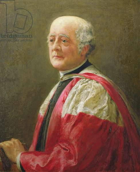 Portrait of Sir F. A. Gore Ouseley (oil on canvas)