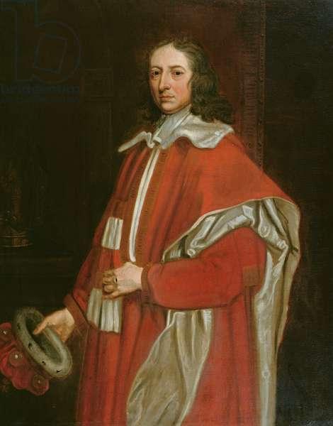 Lord Crewe (oil on panel)