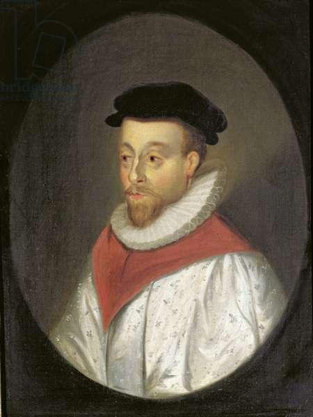 Orlando Gibbons (oil on panel)