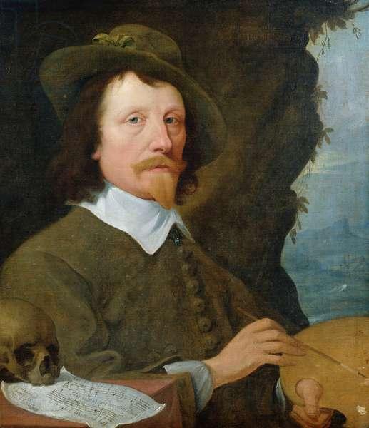 Nicholas Laniere, c.1644 (oil on canvas)