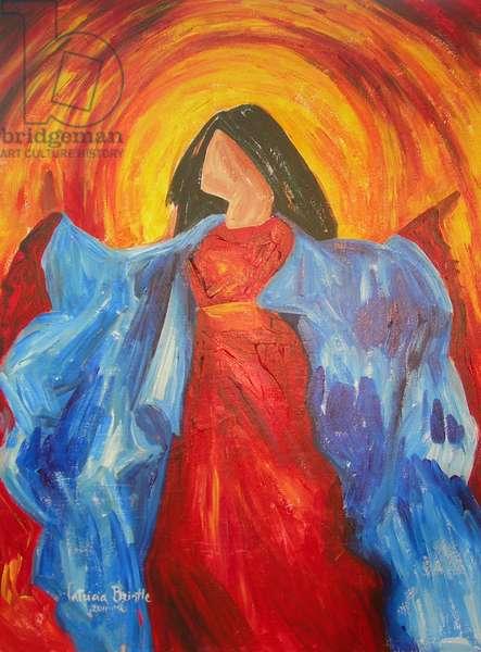 Luminosity, 2011 (acrylic on canvas)