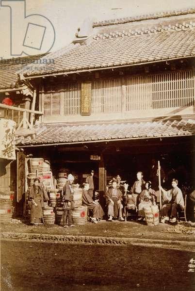 Sugar dealers, 1885-1900
