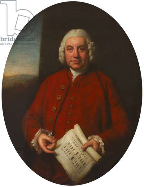 William Bromfield, c.1773–-9 (oil on canvas)