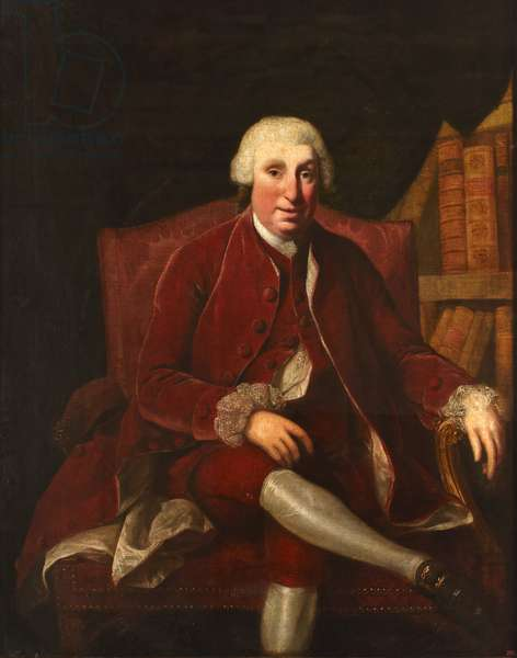 Thomas Williams, 1777 (oil on canvas)