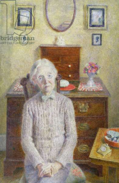 Aunt Lilla, 1943
