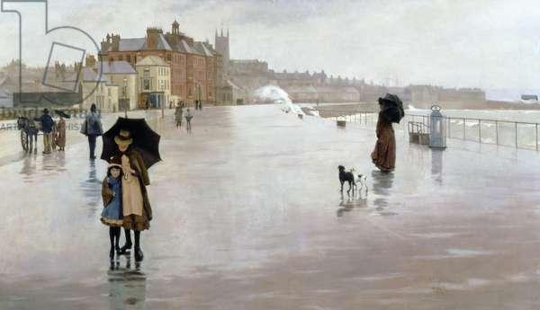The Rain it Raineth Every Day, 1889