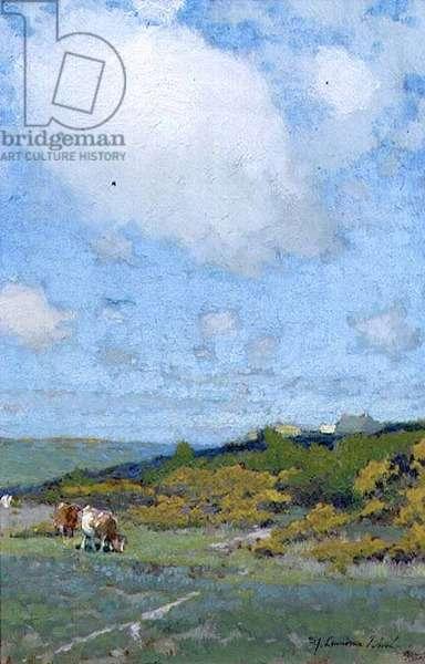 Spring Morning, or Morning Dew, 1904 (panel)