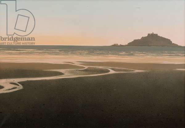 St Michael's Mount, 1975 (oil on canvas)