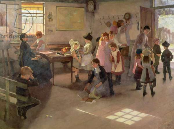 School is Out, 1889