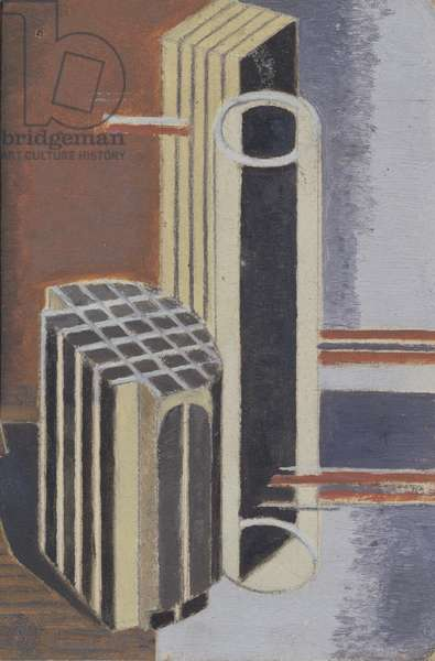 Composition (Design for Today) 1934 (tempera on hardboard)