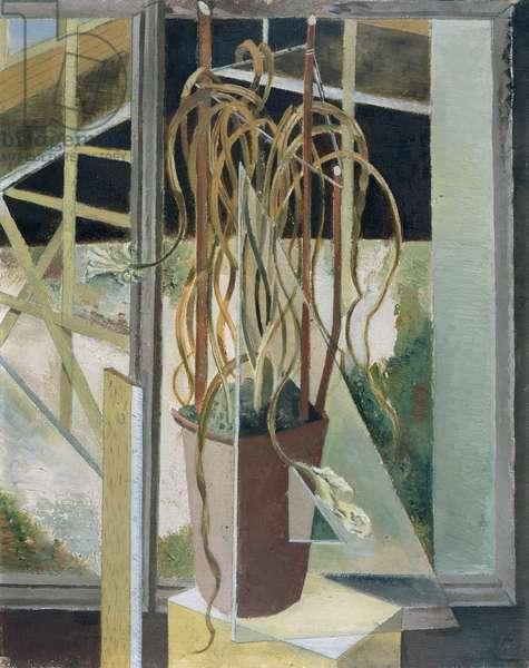 Dead Spring, 1929 (oil on canvas)