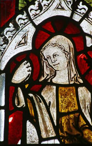 St Margaret (stained glass)