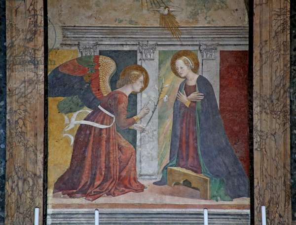 The Annunciation (fresco)
