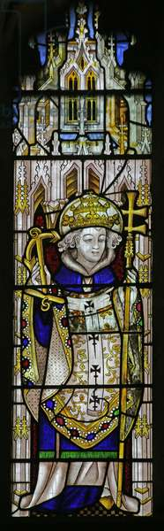 St Clement (stained glass)