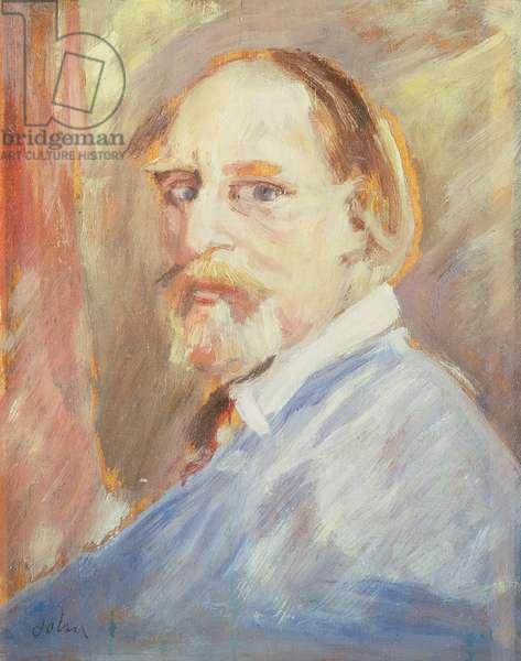Self Portrait, c.1940 (oil on panel)