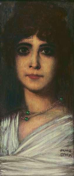 Portrait of a Woman (oil)
