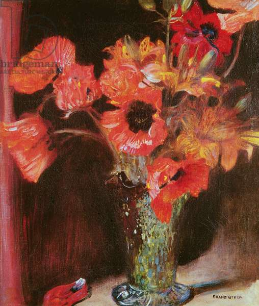 Still Life, c.1893 (oil on canvas)