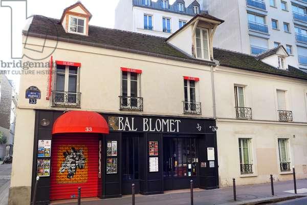 Bal Blomet, Paris (photograph)