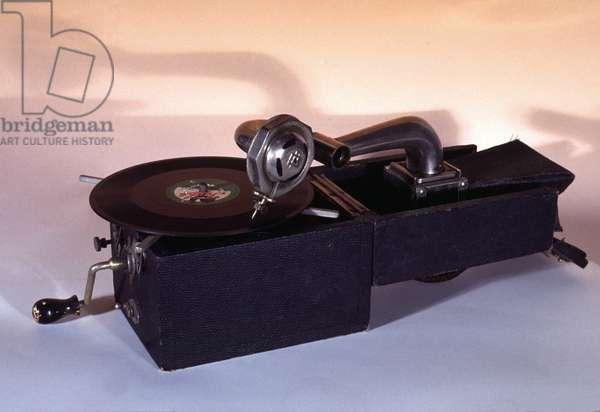 Peter Pan 1924 phonograph
