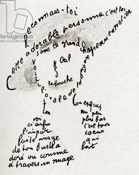 """""""Recognize yourself"""" poem address in Lou, 1915"""