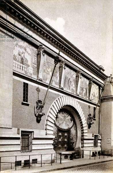 House of Champagnes Veuve Clicquot, Reims (photo, c.1900-1914)