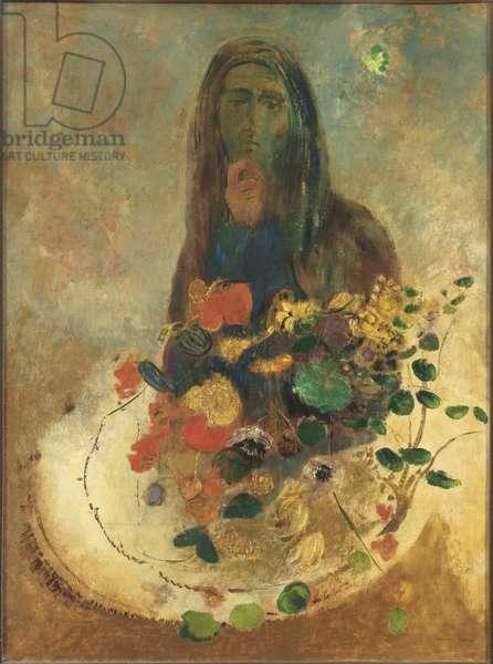 Mystery, c.1910 (oil on canvas)