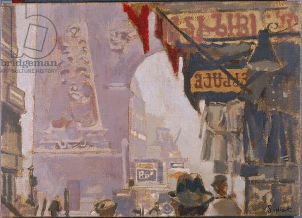 Ludovico Magno, c.1930-31 (oil on canvas)