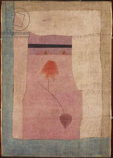 Arabian Song, 1932 (oil on burlap)