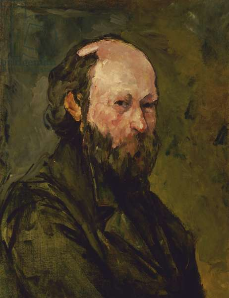 Self Portrait, 1878-80 (oil on canvas)