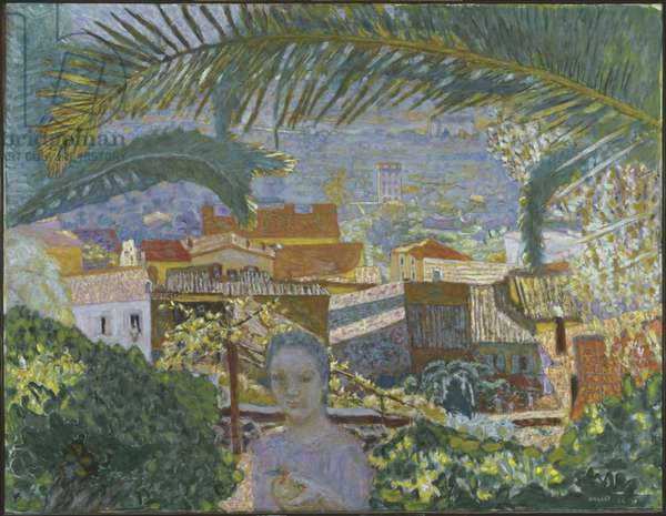 The Palm, 1926 (oil on canvas)