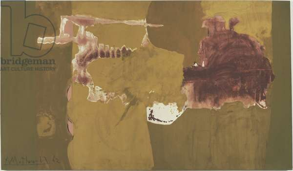 Chi Ama, Crede, 1962 (oil on canvas)