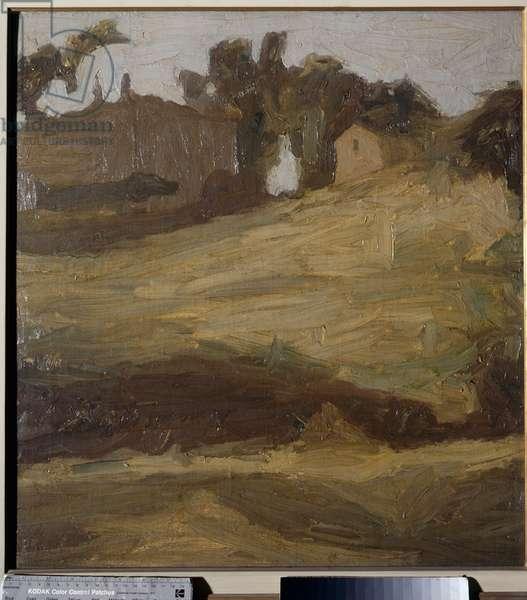 Landscape, 1936 (oil on canvas)