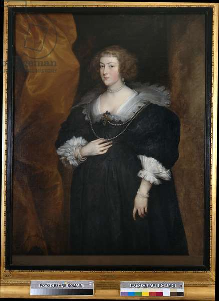 Portrait of a lady, 1635 (oil on canvas)