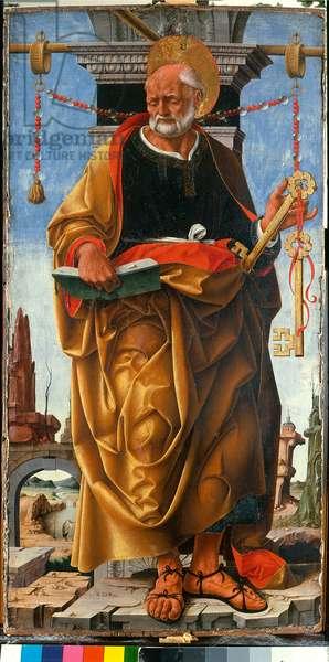 St. Peter, 1472-73 (tempera on panel)
