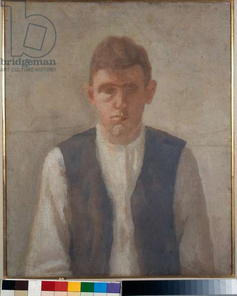 Self Portrait, 1924 (oil on canvas)