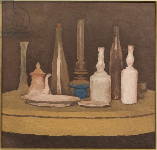 Still Life, 1929 (oil on canvas)
