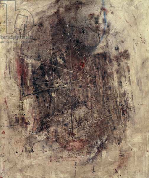 Composition IV, 1947 (oil on canvas)