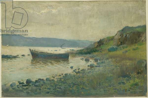 March, 1887 (oil on canvas)
