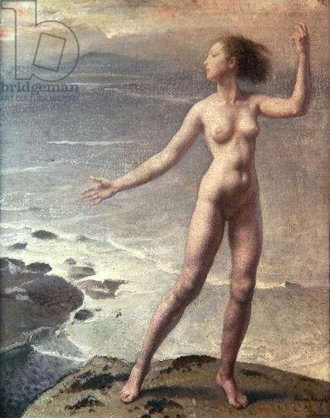 The Sea Sprite, 1933 (oil on canvas)
