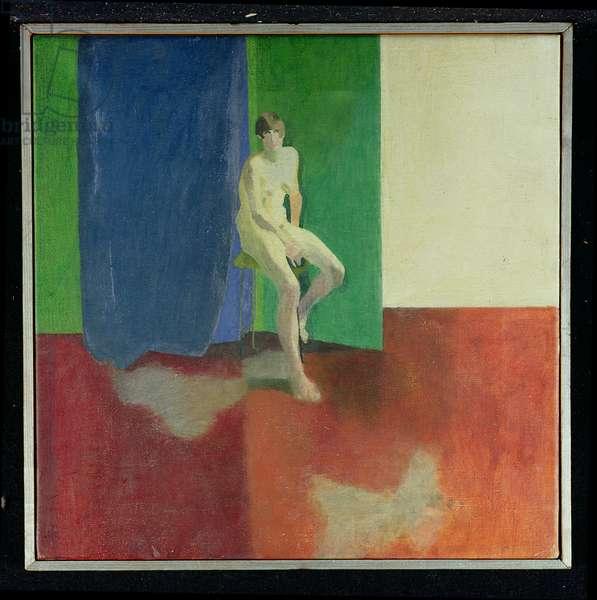 Eve, 1967 (oil on canvas)