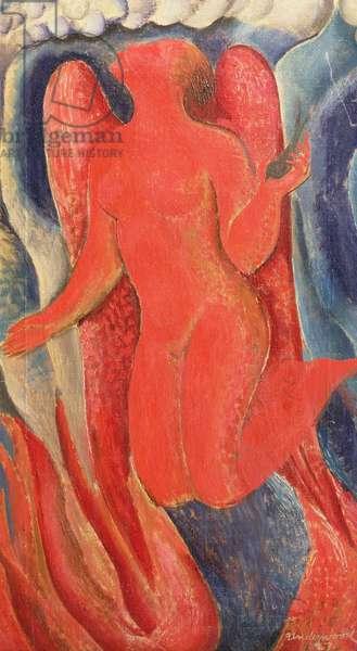 The Fiery Angel, 1927