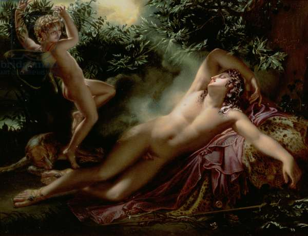 The Sleep of Endymion, 1825 (copy of 65897)