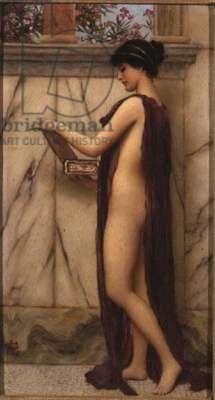 Reverie: Study `A', 1905 (panel)