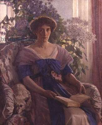 Portrait of Mrs Geraldine Ormerod