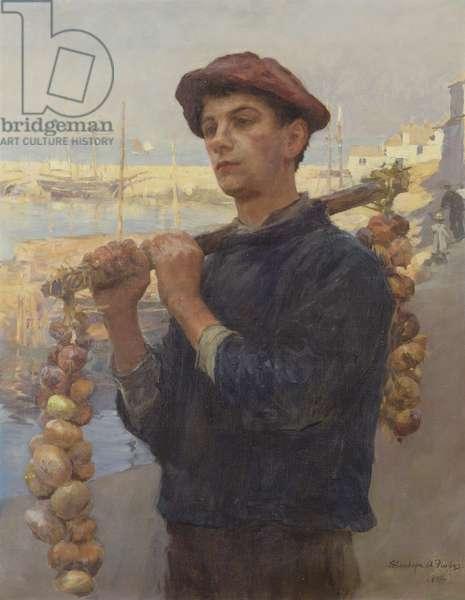The Onion Boy, 1902
