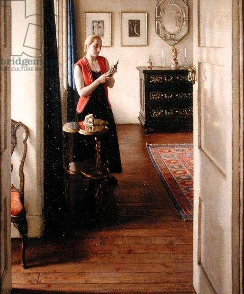 Bric-a-Brac, 1928 (oil on canvas)
