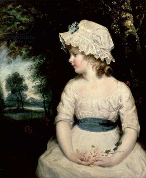 Simplicity - A Portrait of Miss Theophila Gwatkin, 1785